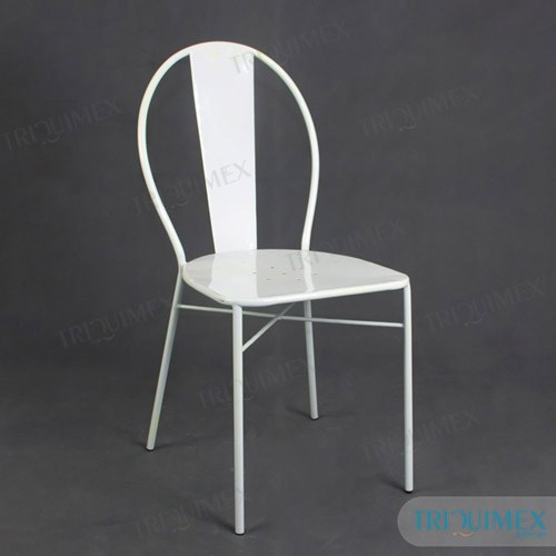GH-067 wrought iron coffee chair