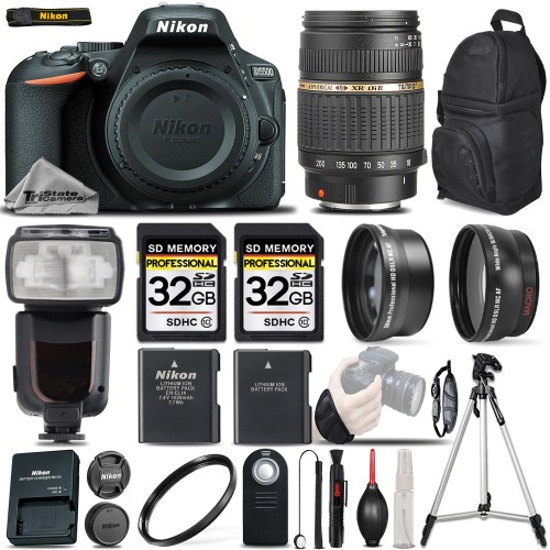 Medium Crop Of Nikon D5500 Bundle