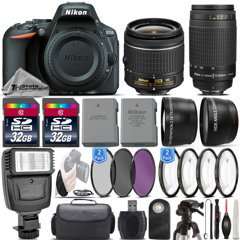 Large Of Nikon D5500 Bundle