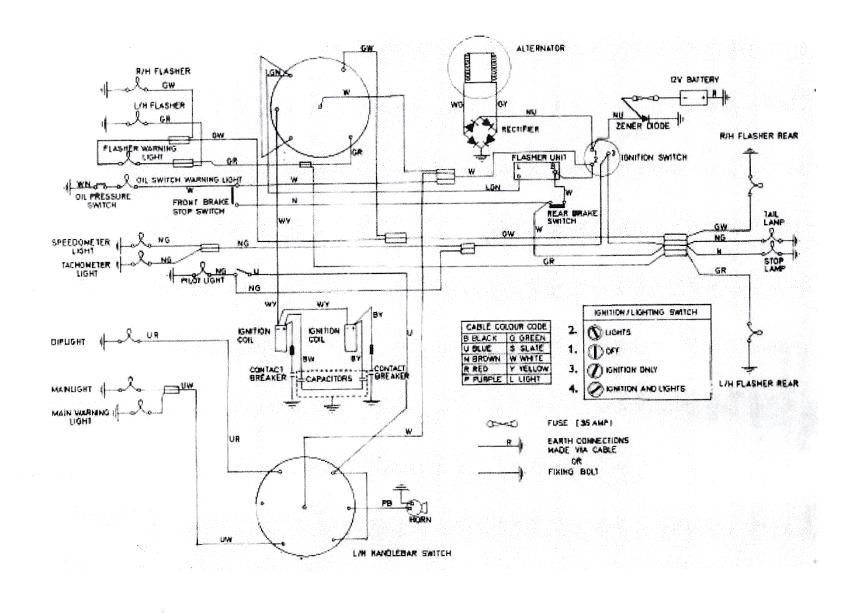 Tr250 Wiring Diagram Online Wiring Diagram