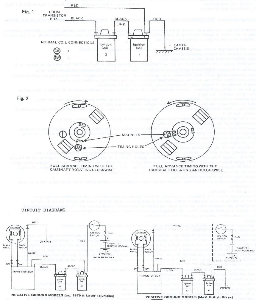 thruxton wiring diagram