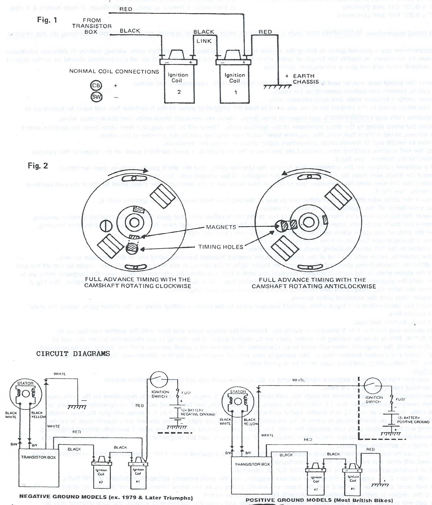 triumph wiring diagram boyer wiring library