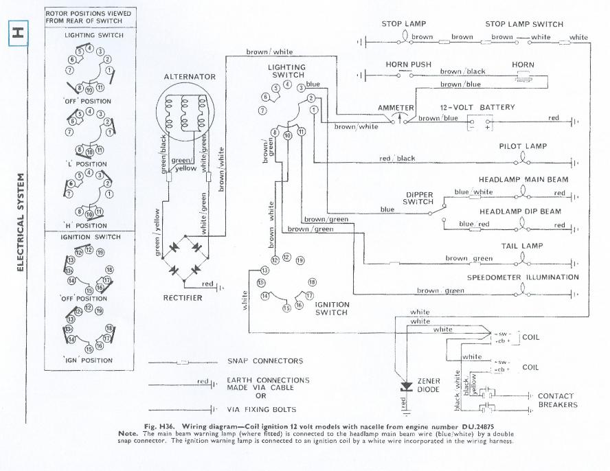 1969 Gt6 Wiring Diagram Wiring Diagram