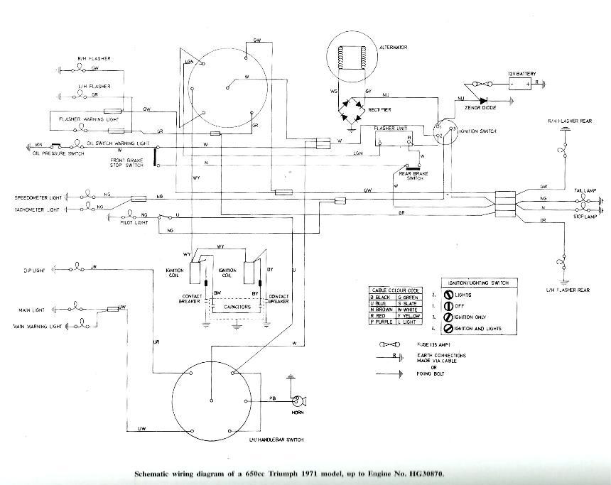 74 Spitfire Wiring Diagram Wiring Diagram