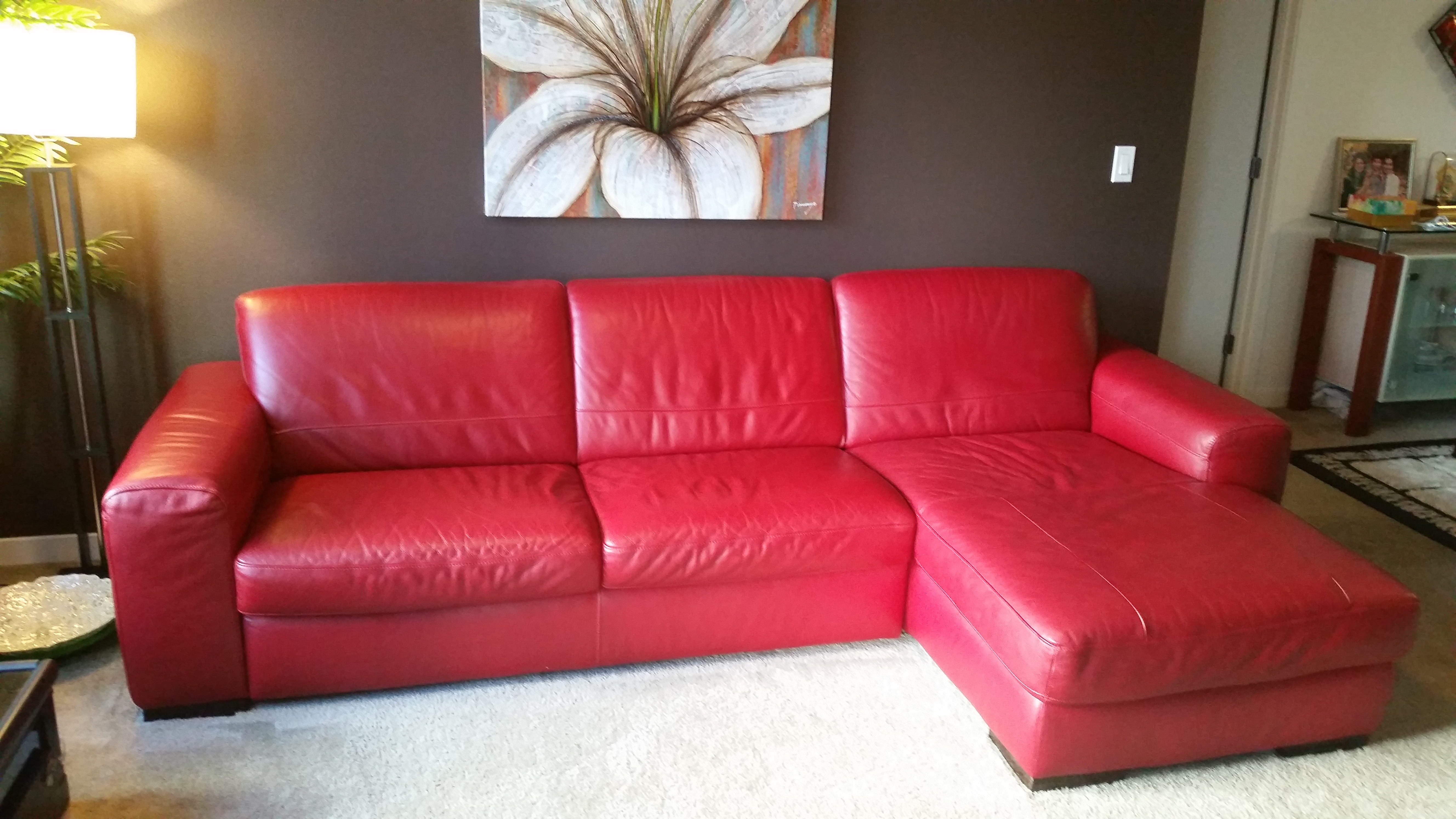 Striking Geneva Leather Sofa And Chaise 499 Connecting People In San Ramon Dublin Pleasanton Livermore Danville