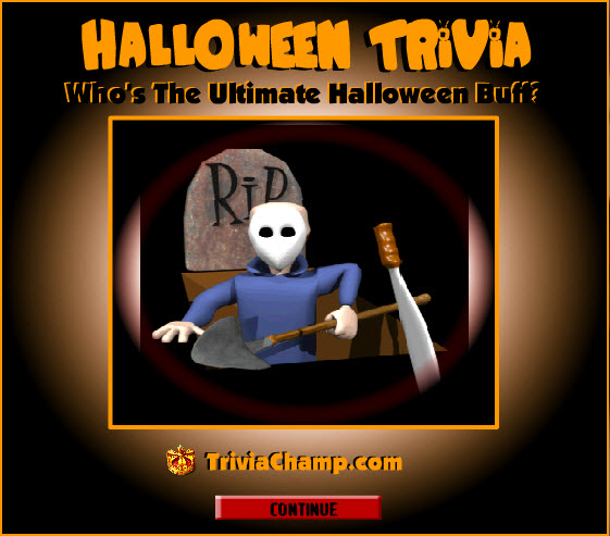 Printable Halloween Trivia Questions Answers  Games