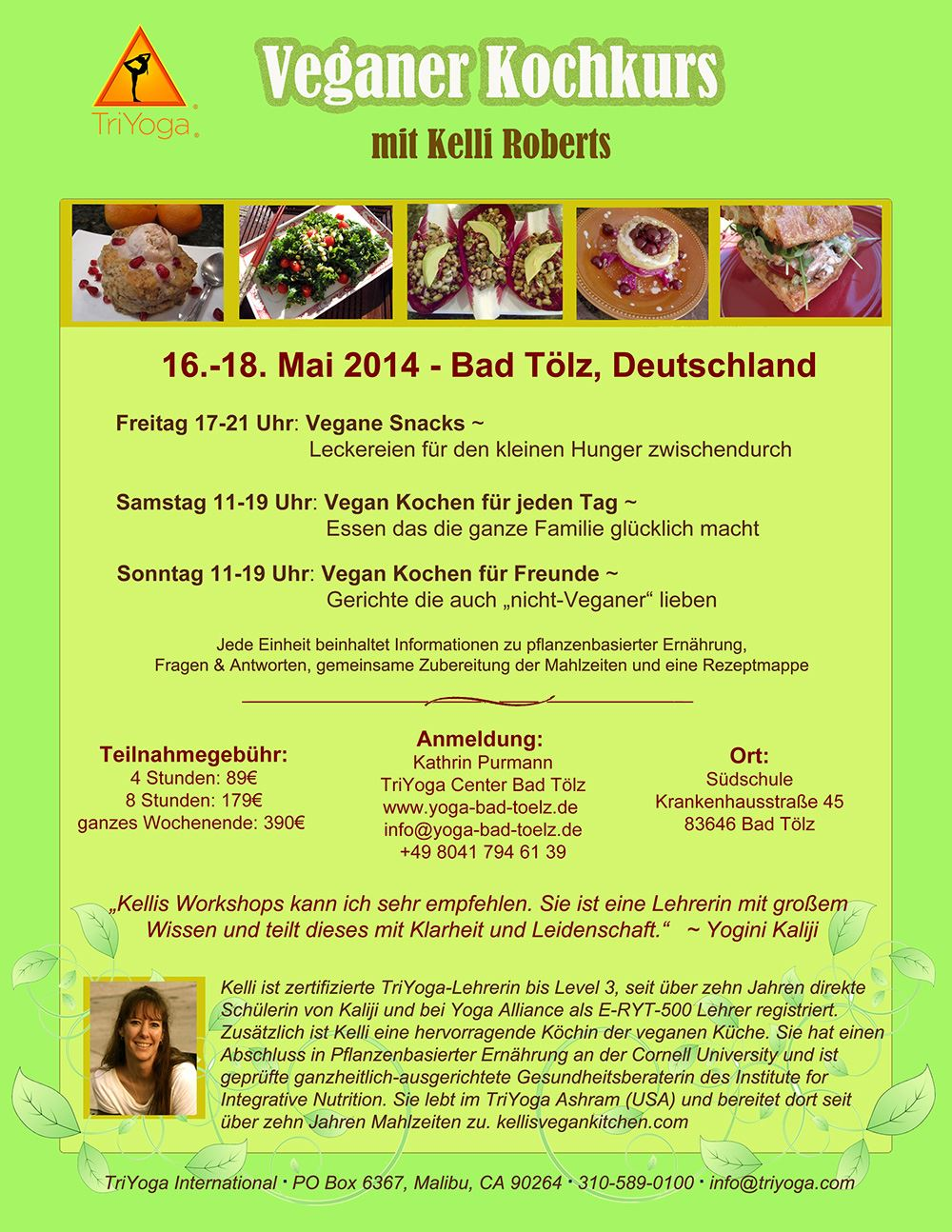 Kuchen Ort Deutschland Intro Into Plant Based Diet With Kelli Triyoga
