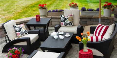3 Ways To Mix Match Patterns In Patio Furniture Watson