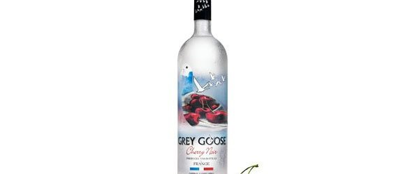 Grey Goose Reveals a 'Cherry Noir' Flavor