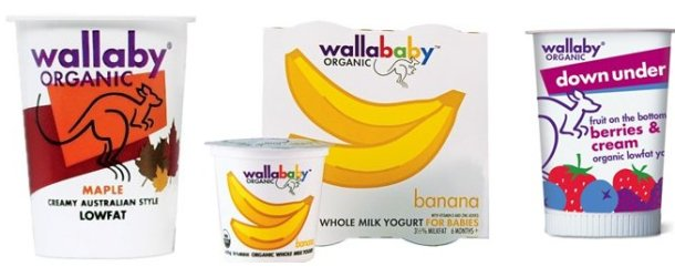 Product Spotlight: Wallaby Organic Australian Yogurt