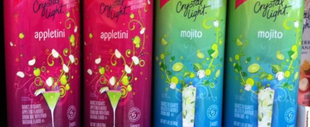 Product Spotlight: Crystal Light Appletini and Mojito Mocktails