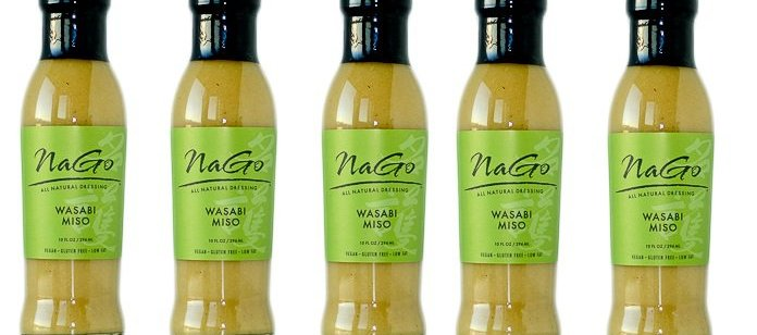Product Spotlight: NaGo All Natural Wasabi Miso Dressing
