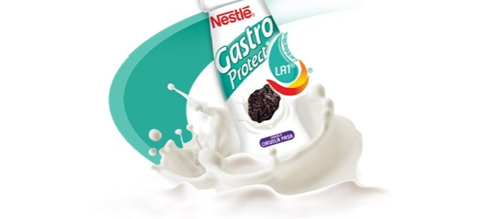 Product Spotlight: Nestle Gastro Protect Drinkable Yogurt