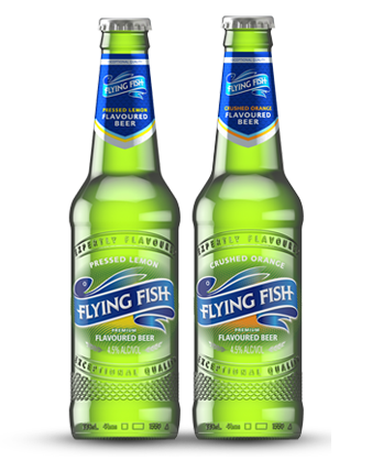 Beer spotlight flying fish premium flavored beer for Flying fish company