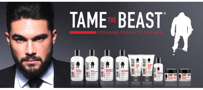 Company Spotlight: Tame The Beast – Grooming Products For Men