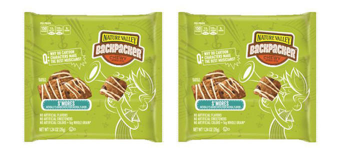 Nature Valley Backpacker Bites Review