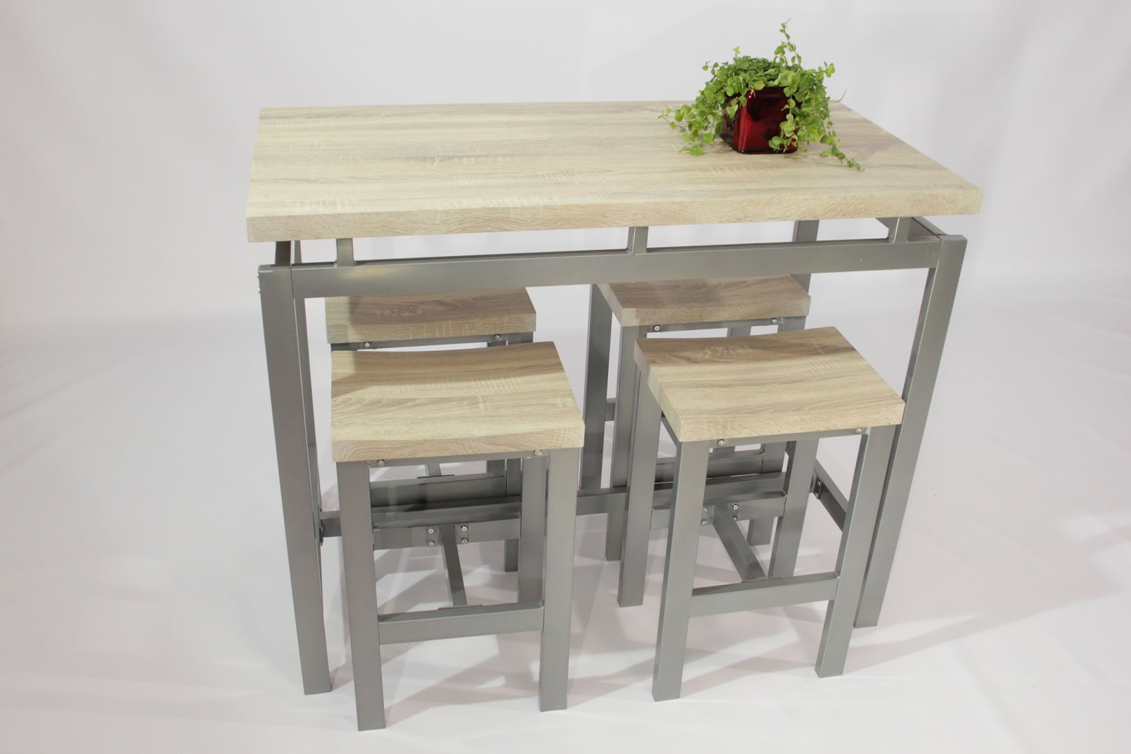 Table Haute Tabourets Tables Hautes Ensemble Table Haute Et Tabourets Nampa