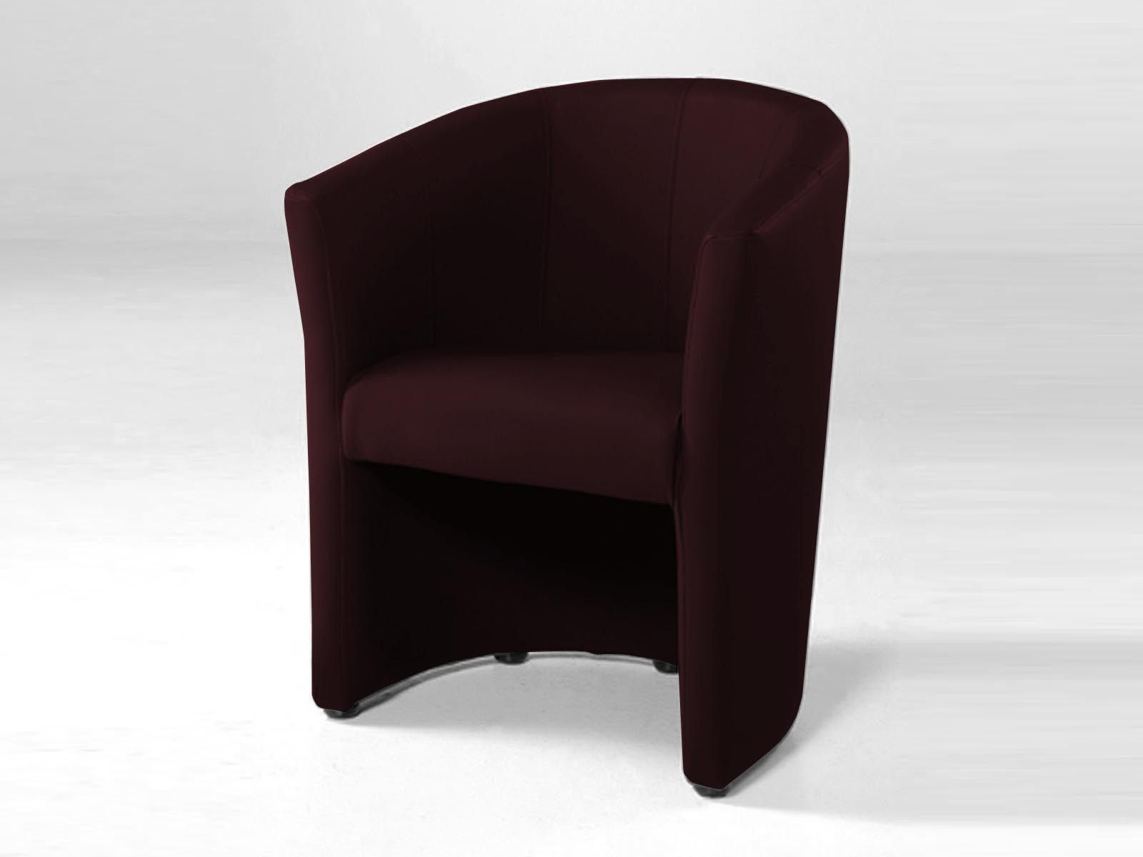 Petits Fauteuils Cabriolets Made In Europe Fauteuil Cabriolet En Pu Marron Zetting