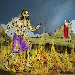 Den rike mann og Lasarus