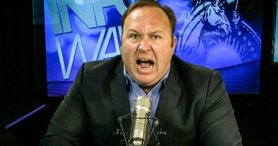 Trump Appears To Be Getting Policy Advice From Alex Jones - The Ring of Fire Network