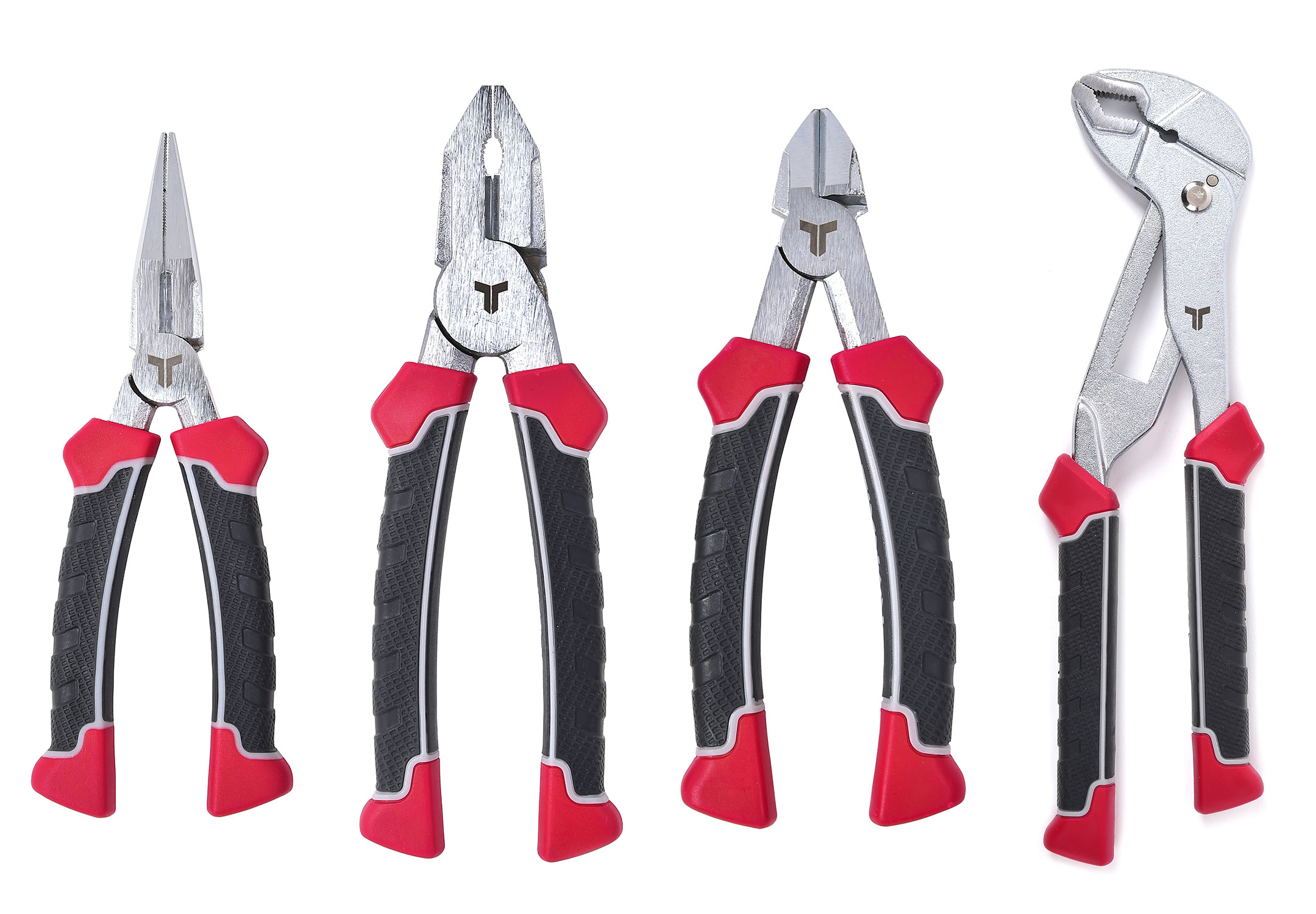 Wire Saw Bunnings 4 Piece Plier Set Trojan Tools