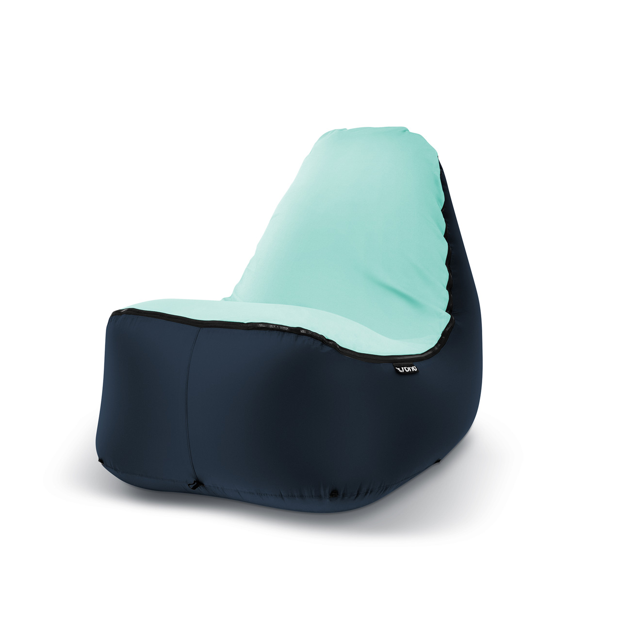 Sitzsack Outdoor Dunkelblau Helltürkis Chair Produkte Trono Global