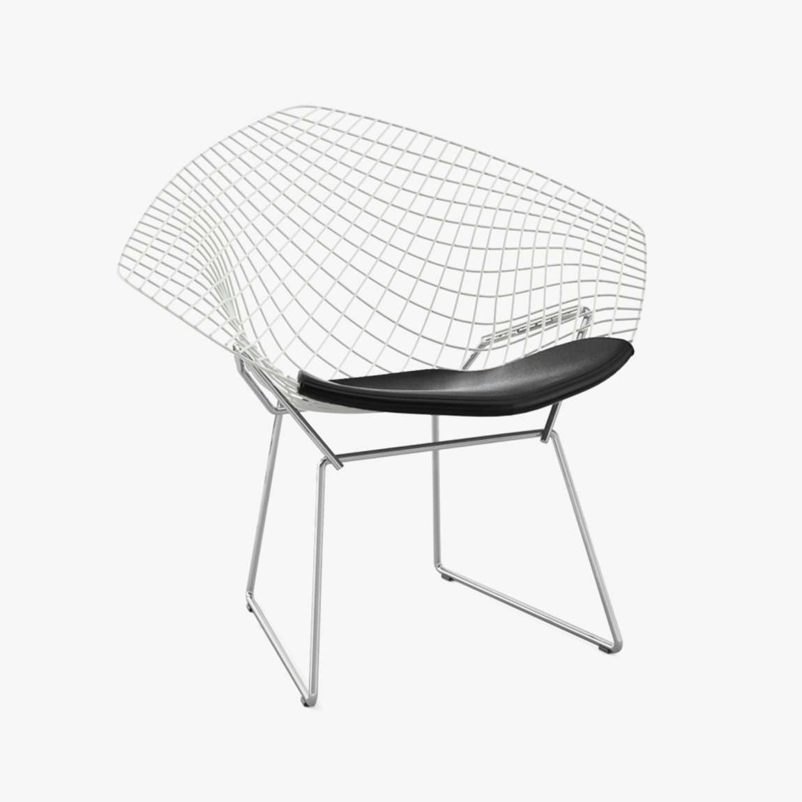 Ledersessel Lounge Diamond Chair - Trooves