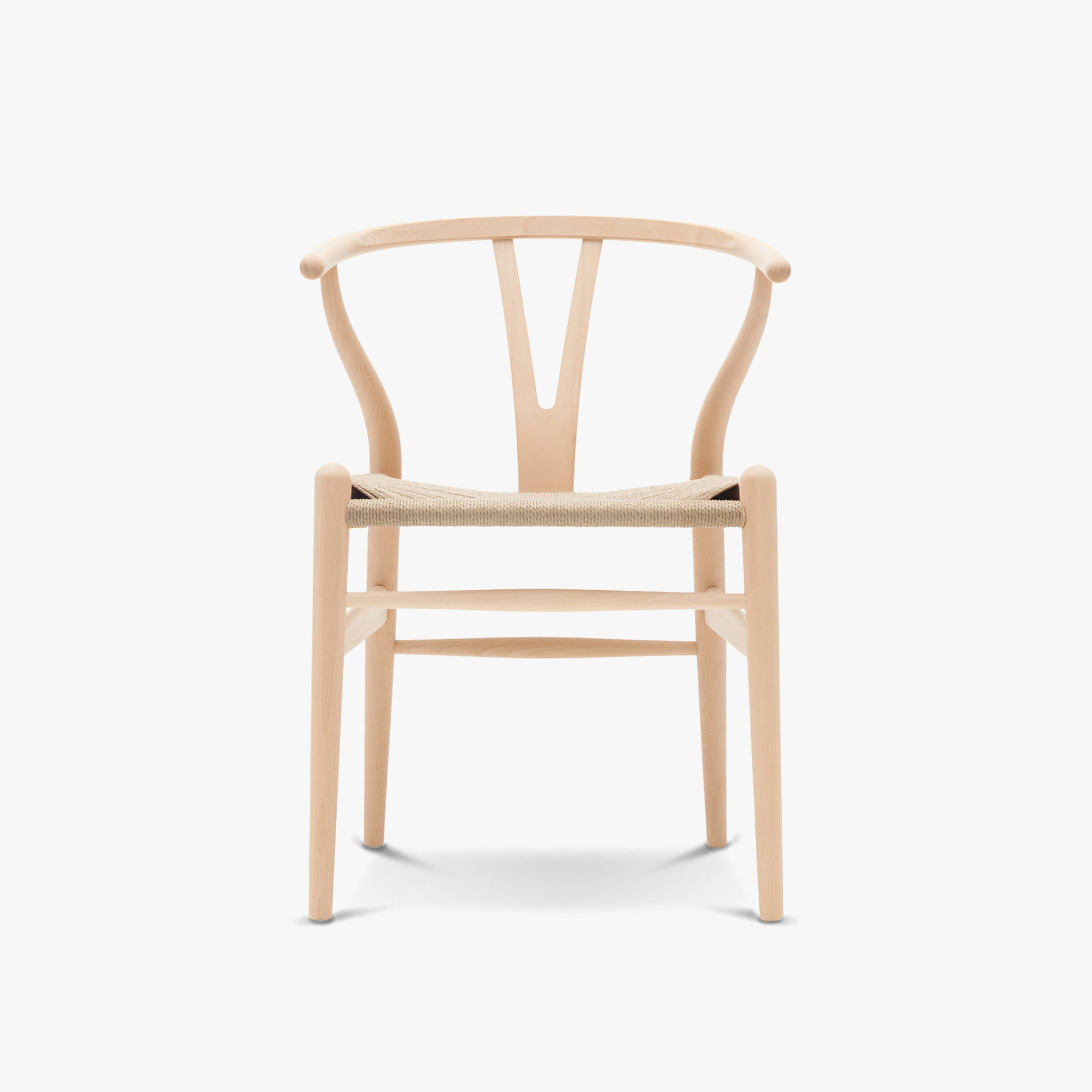 Wishbone Stuhl Ch24 Y Wishbone Chair Created By Hans Wegner For Carl Hansen