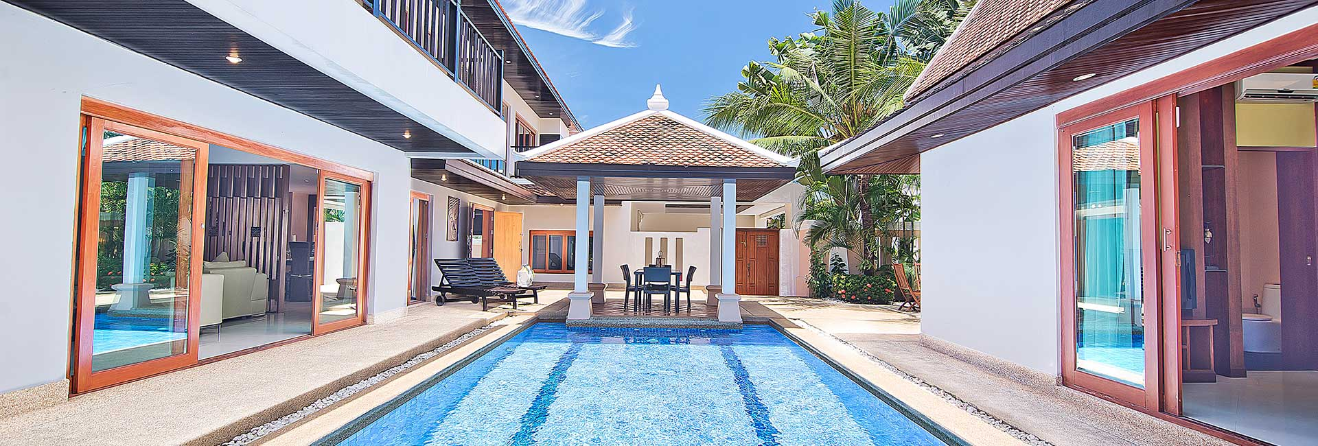 Pool Kaufen Thailand Tropicana Pool Villa Luxurious Tropical Houses And Villas With