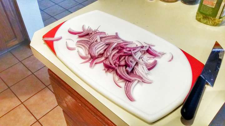 Lomo Saltado, recipes, onions