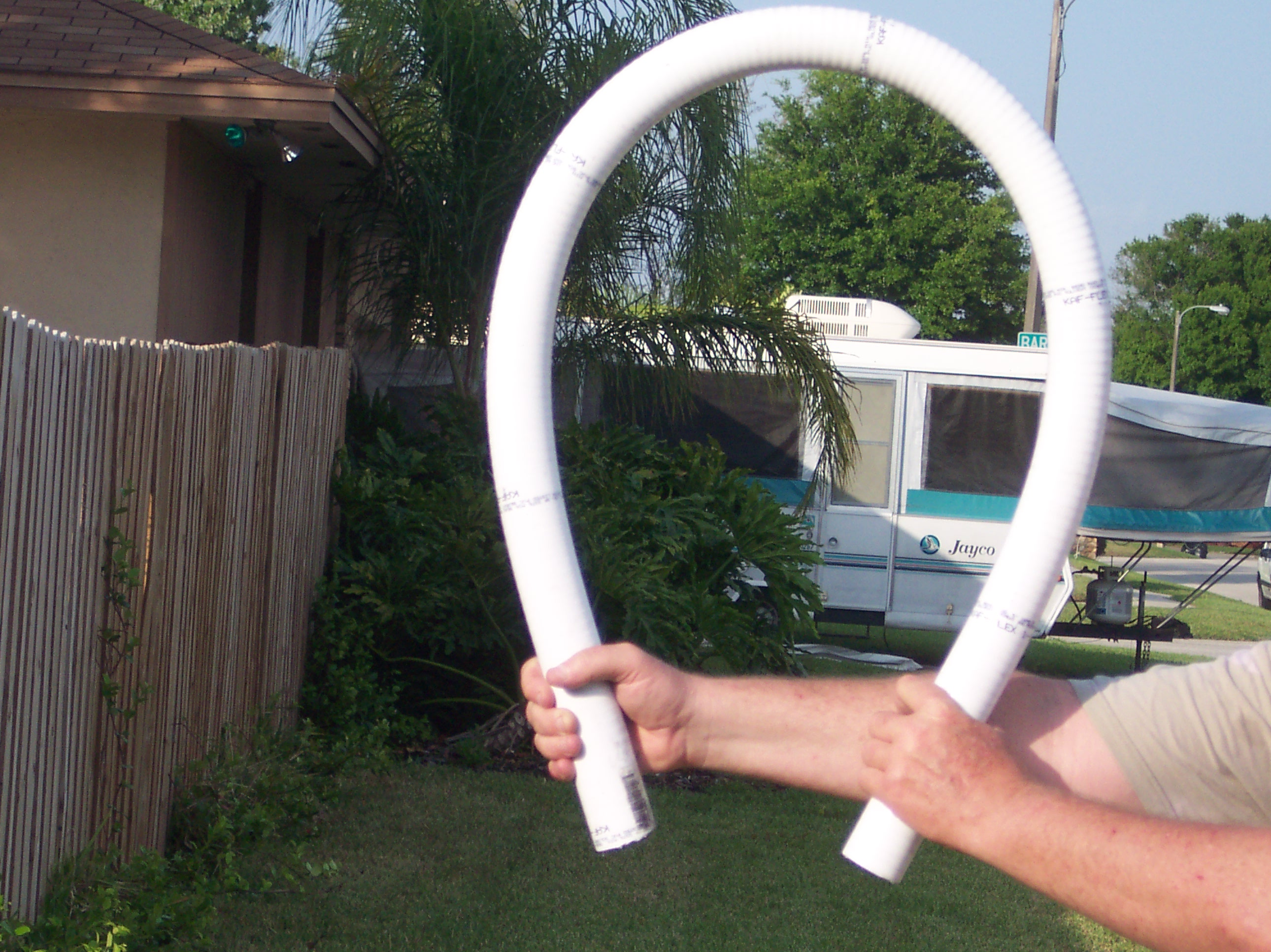 Pvc Buizen Zwembad How I Repiped My Pool Equipment