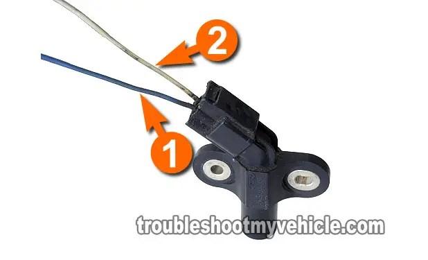 Part 1 -How to Test the Crank Sensor (Ford 30L, 38L)