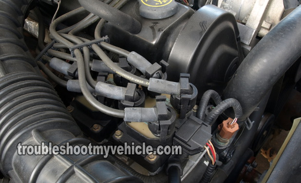 Part 1 -How to Diagnose a Misfiring Cylinder (23L Ford Ranger