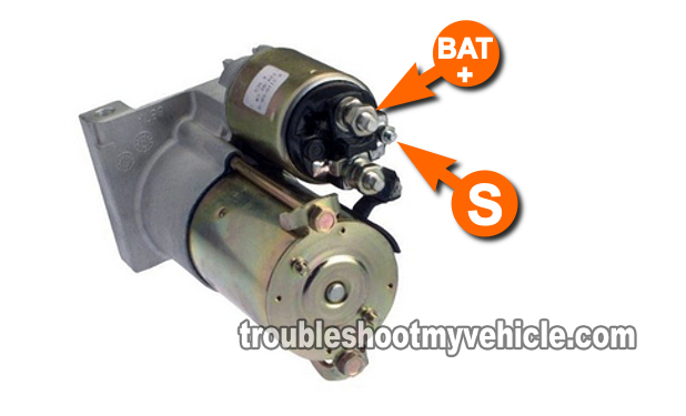 Part 1 -How to Test the Starter Motor (GM 43L, 50L, 57L)