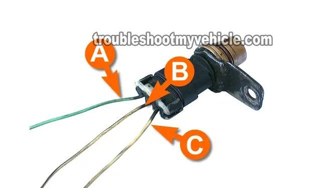 Part 2 -How to Test the Crank Sensor (GM 43L, 50L, 57L)