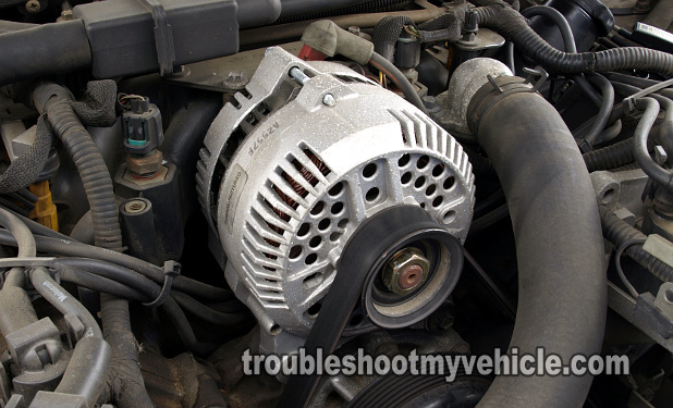 Part 1 -How to Test the Alternator (Ford 46L, 54L)
