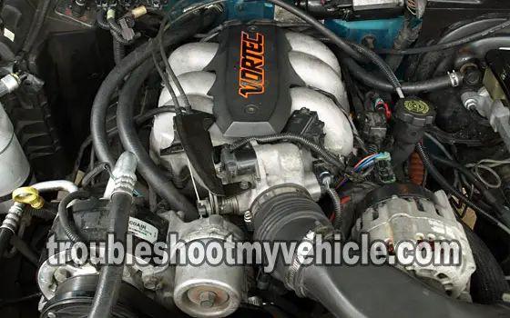 v6 vortec engine vaccum diagram