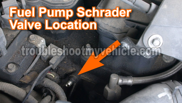 Part 2 -How to Test the Fuel Pump (Ford 40L)