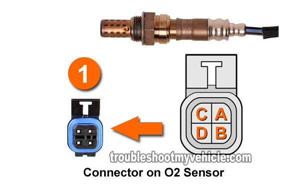 Part 1 P0135 P0155 Upstream O2 Sensor Test 2006 2009