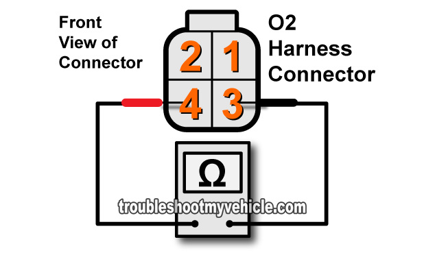 Part 1 How To Test Trouble Code P0141 2001 2005 Honda 17l
