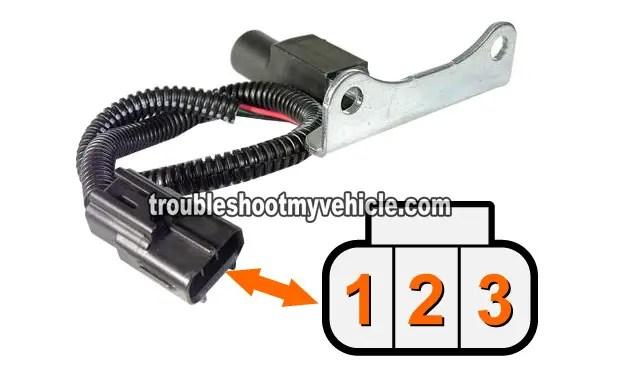 Part 1 -How to Test the Crank Sensor (1997-2001 39L, 52L, 59L
