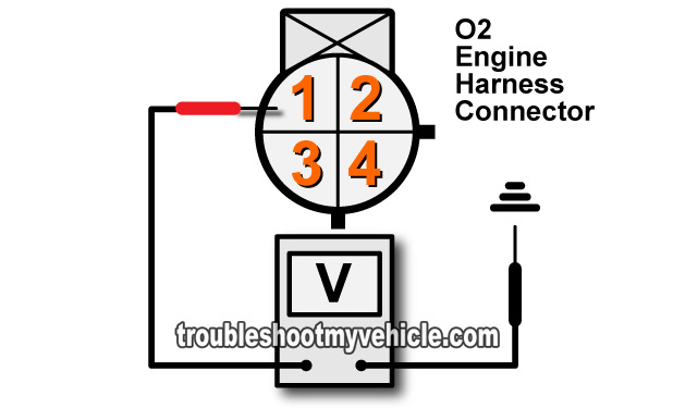 Part 1 -How to Test P0135 -O2 Heater (1996-2001 Dodge 39L, 52L, 59L)