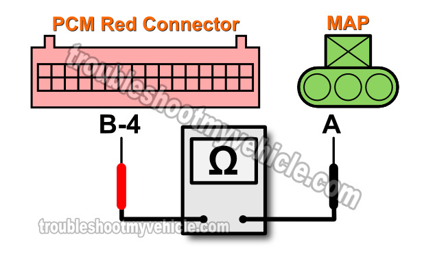 Part 1 -Bad PCM Causing MAP Sensor Code (GM 43L, 50L, 57L 1993)