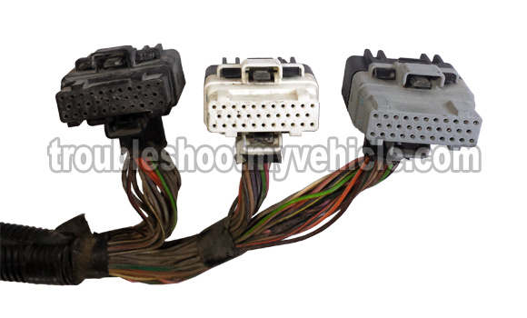 dodge ram wiring connectors