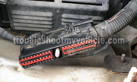 1995 Jeep Grand Cherokee Diagnostic Connector Location Wiring