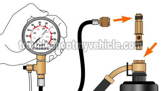 Part 2 -How to Test the Fuel Pump (1996-2001 22L Camry)