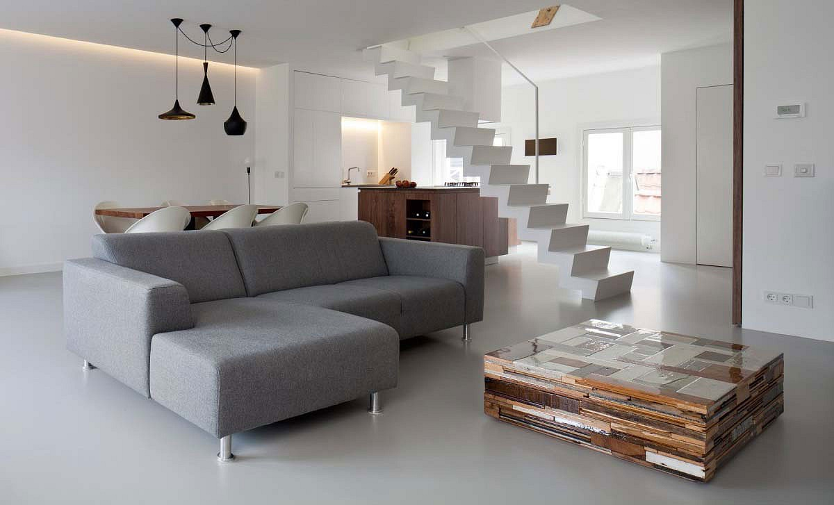 Idee Per Pavimenti Interni : Pavimenti per interni stile moderno bagno moderno gruppoe