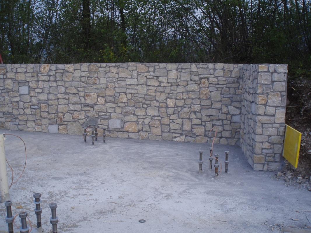 Muri esterni colore esterno casa moderno cheap in legno con facciata