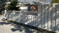 Small Of Shadow Box Fence