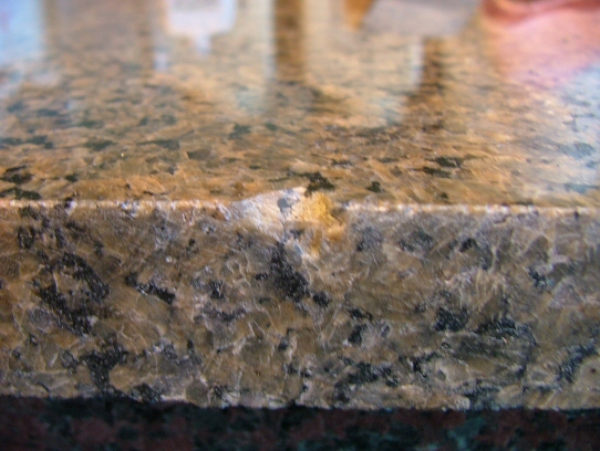 How To Fix Granite Countertop Chip